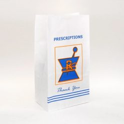 Kraft Pharmacy Prescription Bags Large