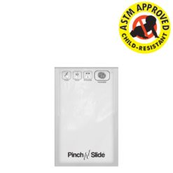 Pinch N Slide ASTM Child Resistant Exit Bags 1/2 Ounce