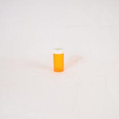 Amber ScriptPro Compatible Vials 13 Dram