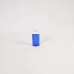 Blue ScriptPro Compatible Vials 13 Dram