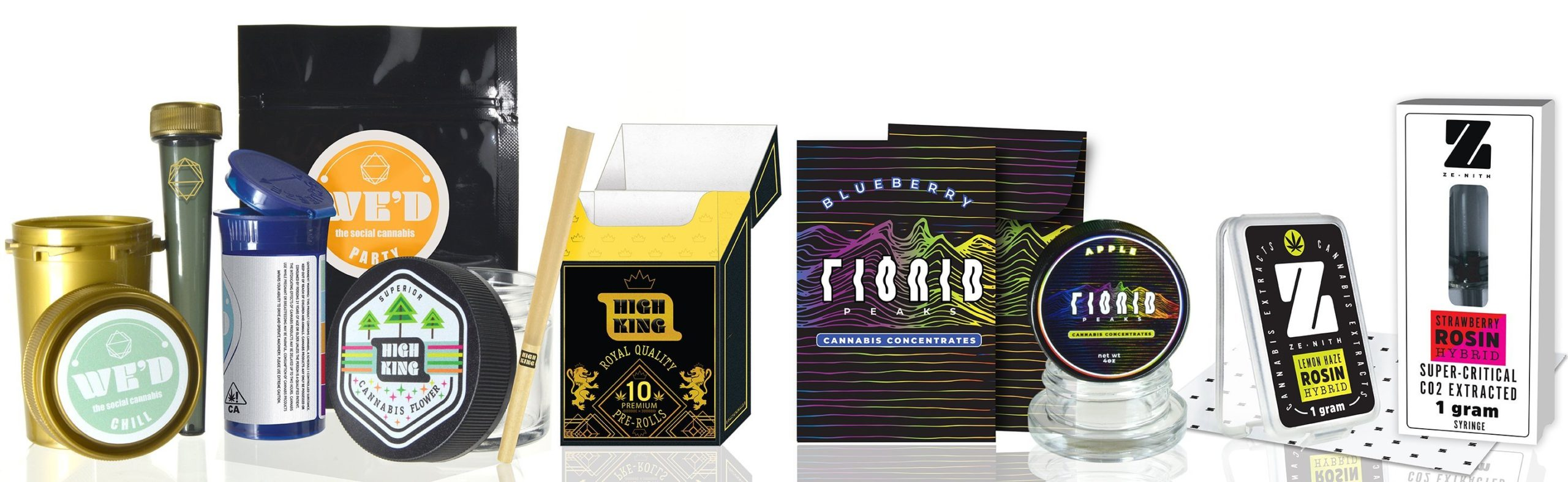 custom printed cannabis packaging scaled