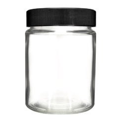 Glass Screw Cap Jars 18 oz
