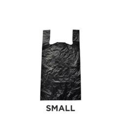 Plastic Black Bags