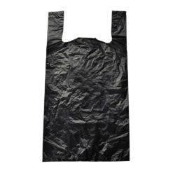 Small -Plastic Black Bags