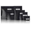 Dymapak 1 Ounce Child Resistant Black Bags