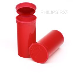 13 Dram Opaque Strawberry PHILIPS RX® Pop Top Containers