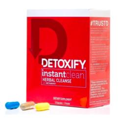 Herbal Cleanse Detoxify Instant Clean