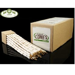 98mm Small Organic Hemp Cones