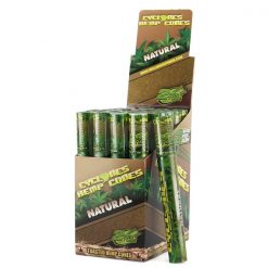 Cyclones Natural Flavored Hemp Pre Rolled Cones