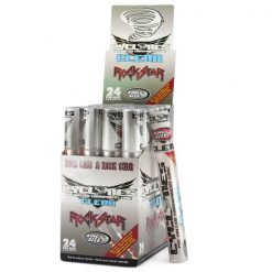 Cyclones Clear Rockstar Flavored King Size Cones