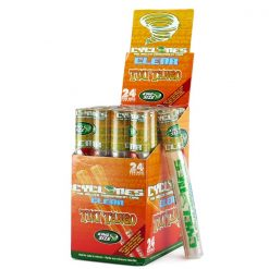 Cyclones Clear Tiki Tango Flavored King Size Cones