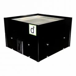 Doob Cube Drop Box Pre-Roll Filling Machine