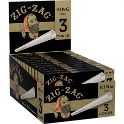 Zig-Zag Cones