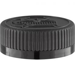 38mm 38-400 Black Child Resistant Cap