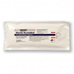Sterile Pre-Wetted Wipers, TechniSat®