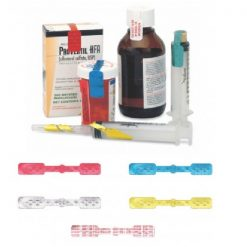 Small Seal - Red IVA™ Seals for Syringes & Medication Containers
