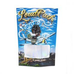 """Loud Pack"""" Mylar Trapper Bags"""