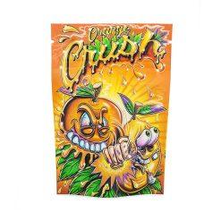 "Orange Crush"" Mylar Trapper Bags"
